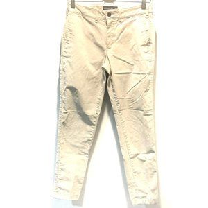 Abercrombie & Fitch Super Skinny Chinco Pants 28